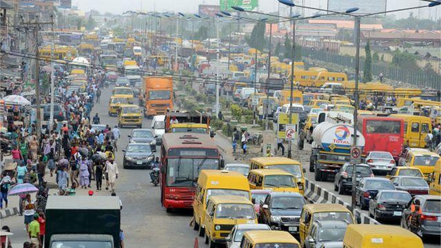 Igboro ilu Eko