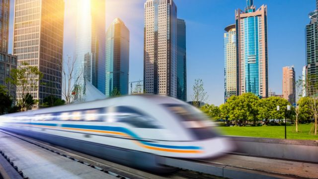 قطار شنغهاي