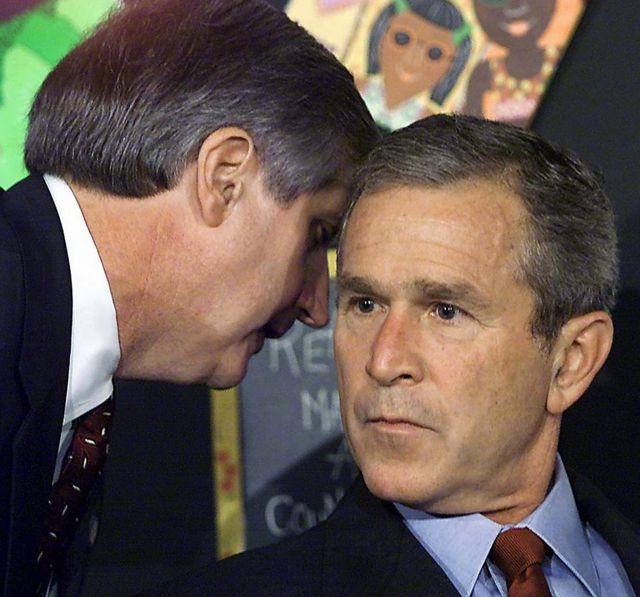Буш 11 сентября