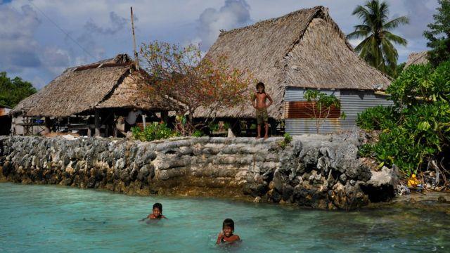 太平洋島國面臨舉國搬遷的前景