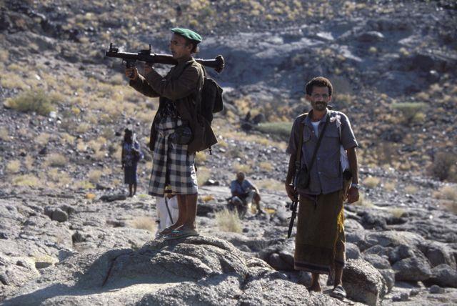 نیروهای یمن جنوبی