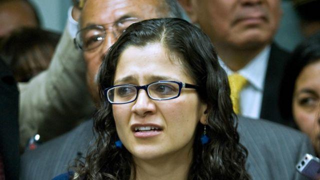 Lucía Morett