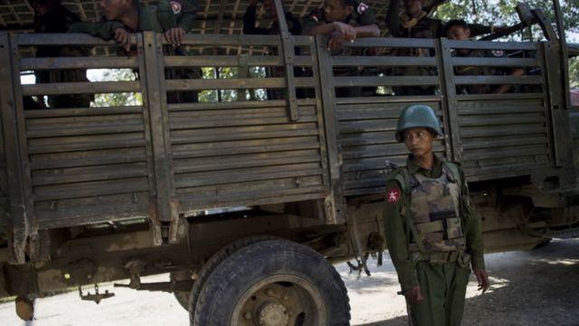 Rakhine Maungdaw