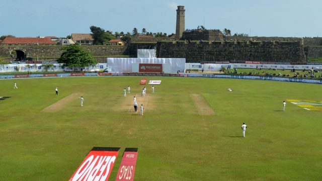 Galle International Cricket Stadium in Galle