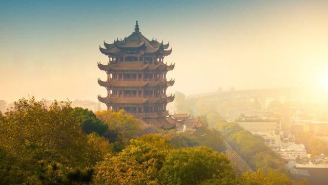 Хвороба спалахнула у великому місті Ухань, що у центральному Китаї