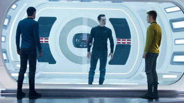 Escena de Star Trek