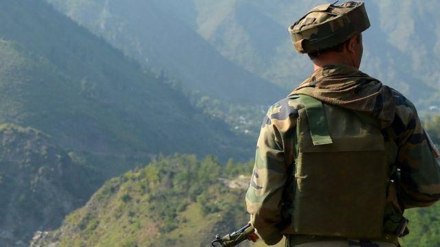 सैनिक शिविर पर हमले के बाद सुरक्षा बढ़ा दी गई