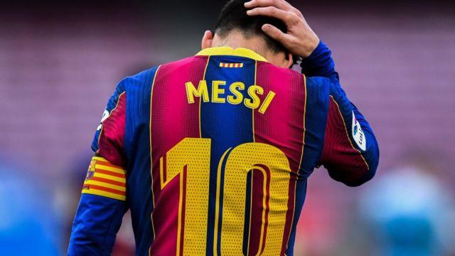 Messi deja el Barcelona: 5 claves que explican la anunciada salida del goleador argentino del club catalán - BBC News Mundo