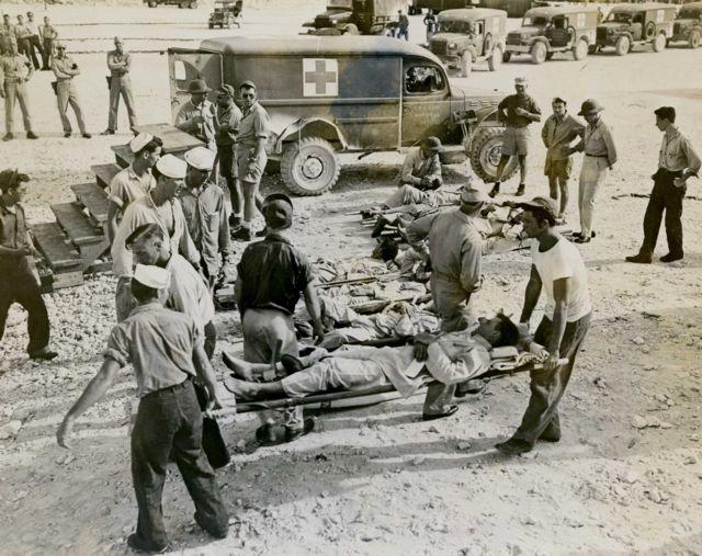 Sobreviventes do USS Indianapolis