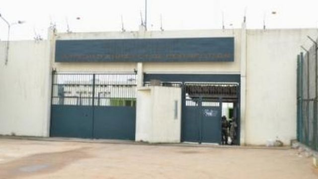 Une mutinerie dans une prison fait trois morts à Brazzaville