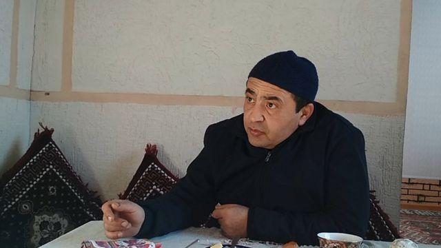 Ахрол Азимов