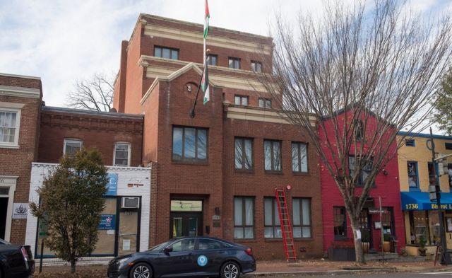 Filistin Kurtuluş Örgütü Washington ofisini 1994 yılında açmıştı.