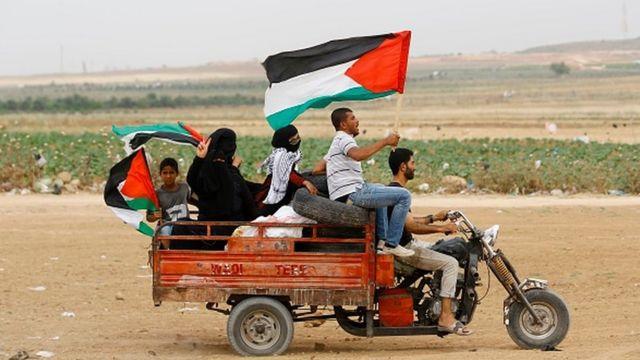 Граница Сектора Газа
