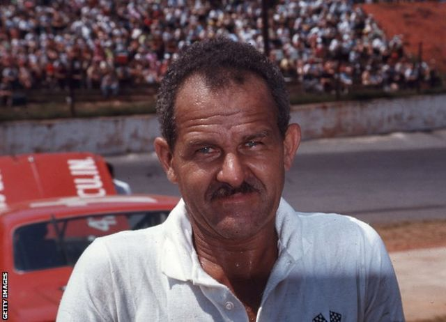 Wendell Scott pictured in 1968