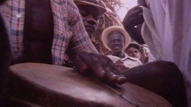 Ceremonia de vudú en Haití