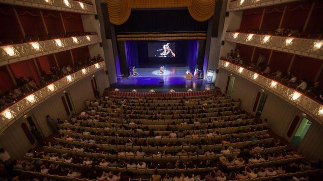 کنسرت لیلی افشار در تالار وحدت تهران - ۱۳۹۱