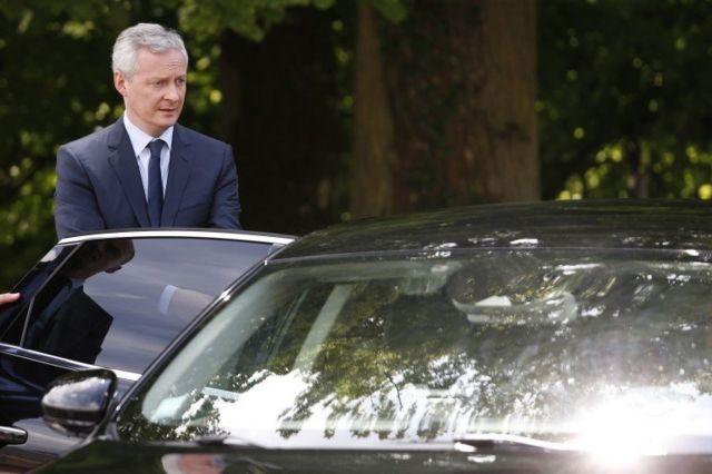 برونو لومر، وزیر دارایی فرانسه میگوید وزیر دارایی آمریکا به درخواست او جواب منفی داده است