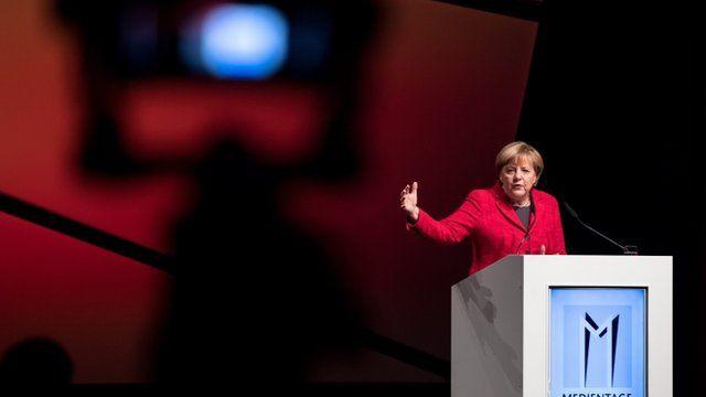 Angela Merkel wants Facebook and Google's secrets revealed