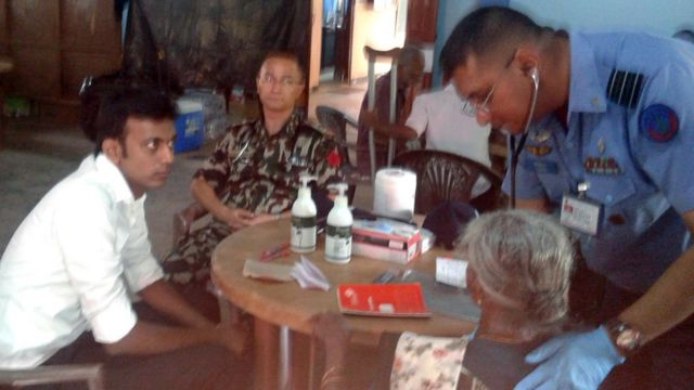 Medical check up