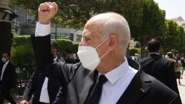 الرئيس قيس سعيد