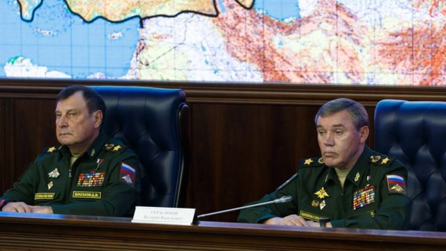 Дмитрий Булгаков и Валерий Герасимов