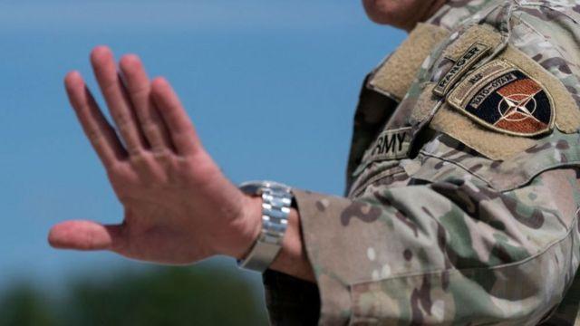 Comandante de las tropas de Estados Unidos en Afganistán