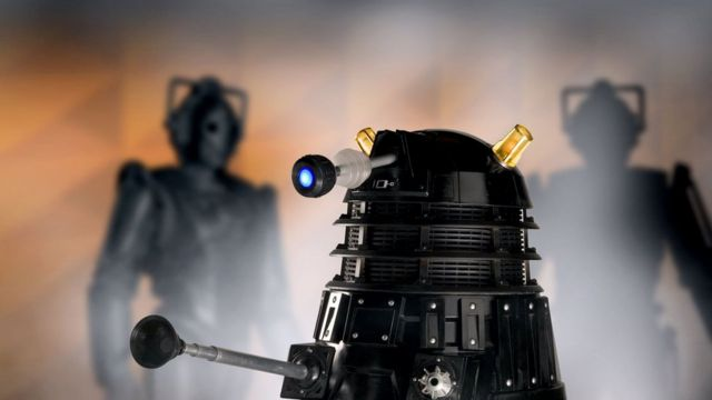 """""""达雷克"""" (Dalek)"""