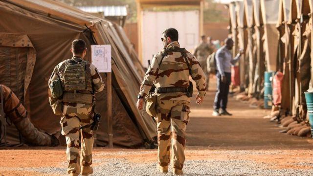 Wanajeshi wa Ufaransa nchini Niger