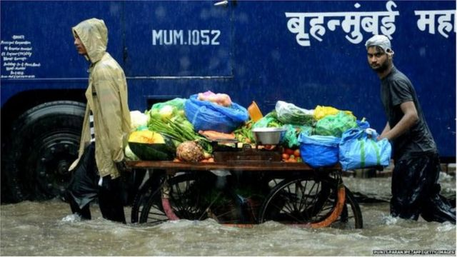 पाऊस मुंबई