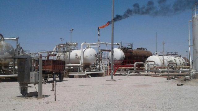El Ömer petrol sahası