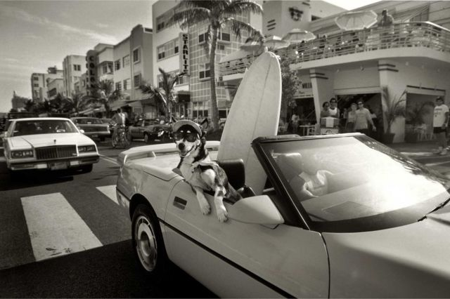 Miami Beach: The hedonistic spirit of the early 90s