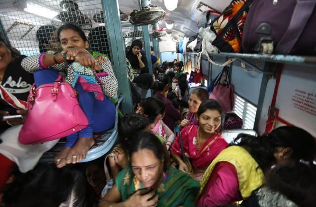 Commuters' tales: No room to sit - even in the toilet