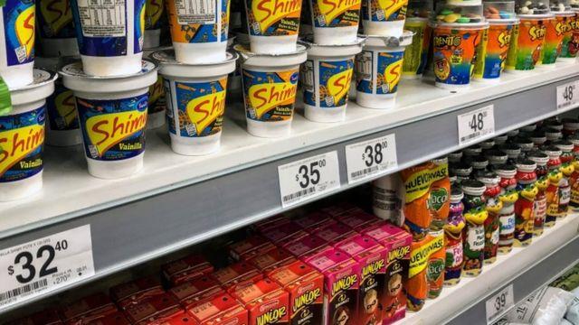 Supermercado argentino