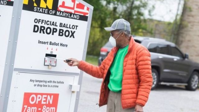 رایگیری پستی