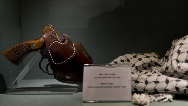 كوفية عرفات