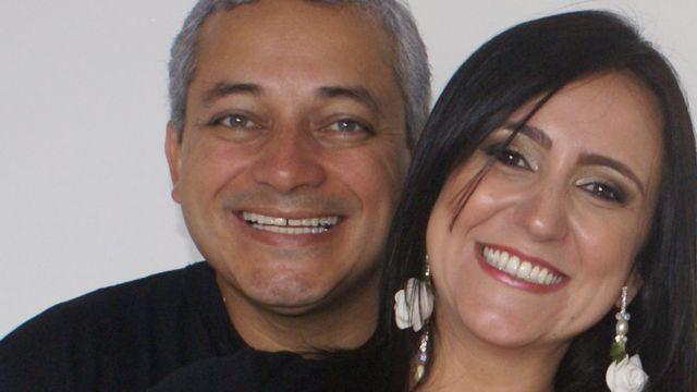 Iara e Eduardo Xavier
