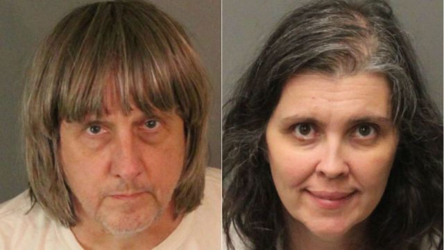 Turpin captivity case: California parents admit torture