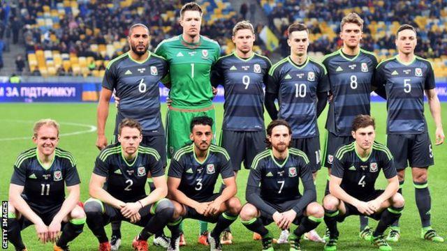 Gales vs. Ucrania