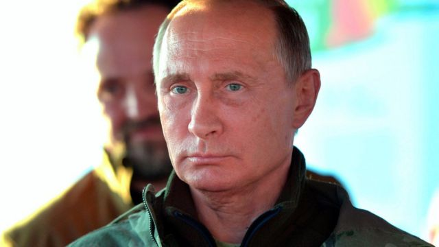 Russia ups the pressure in search for US respect