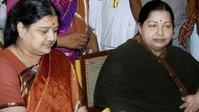 ஜெயலலிதாவின் தோழியாகவும் நிழலாகவும் சசிகலா இருந்தாலும் அவருக்கு கடும் எதிர்ப்பும் நிலவியது