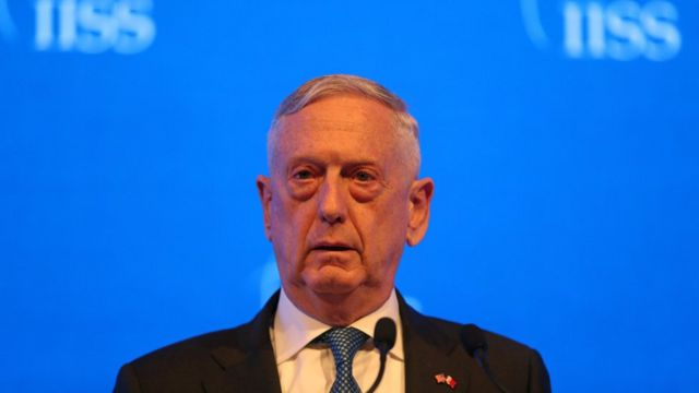 وزير الدفاع الأمريكي ماتيس يقول إن بلاده ستتخذ إجراءات ضد المسؤولين عن قتل خاشقجي