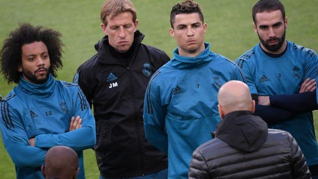 Otu Real Madrid na-ejikere maka asọmpi ahụ