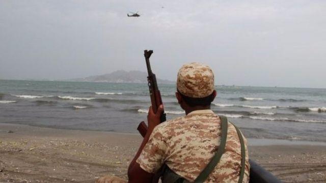 Igisagara ca Aden kiramaze kugirwako ibitero vya al-Qaeda canke IS