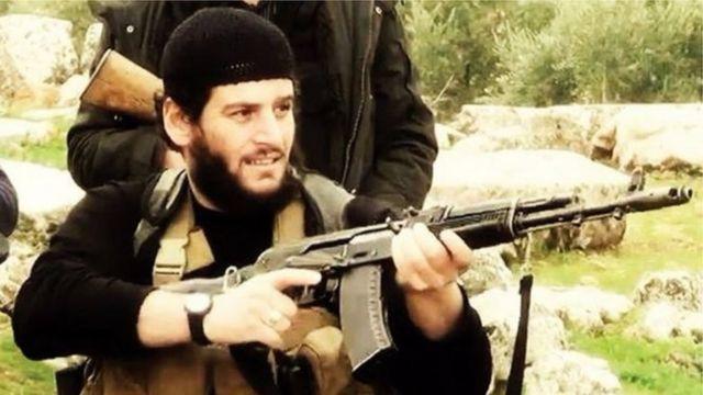 Abu Muhammad al-Adnani, umuvugizi wa IS yiciwe muri Syria.