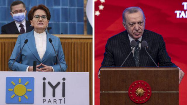 Akşener ile Erdoğan arasındaki 'Netanyahu polemiği' nasıl başladı? - BBC News Türkçe