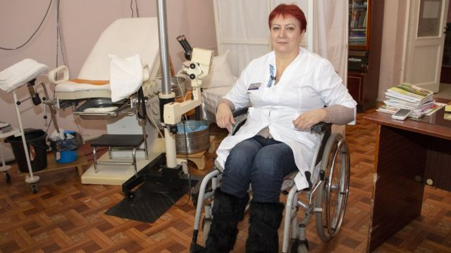 врач-гинеколог Валентина Пугач
