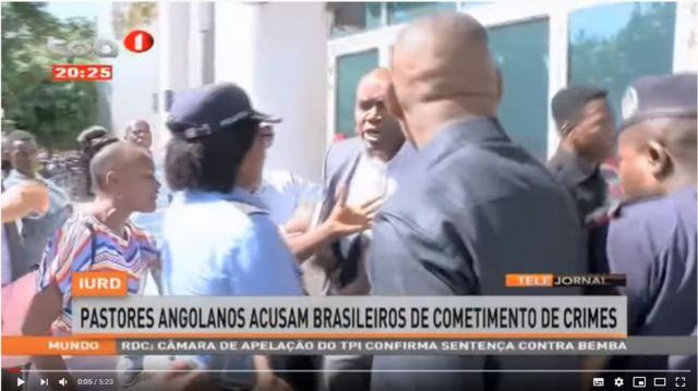 Universal em Angola