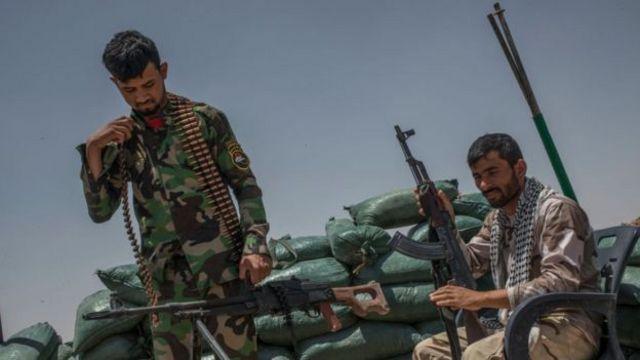 شبه نظامیان شیعه مورد حمایت ایران نقش مهمی درجنگ علیه داعش بازی کرده اند