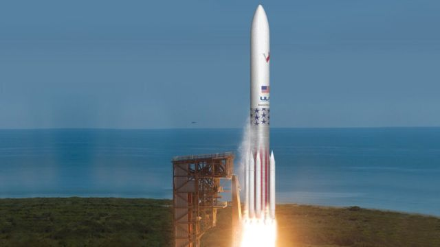 Vulcan rocket