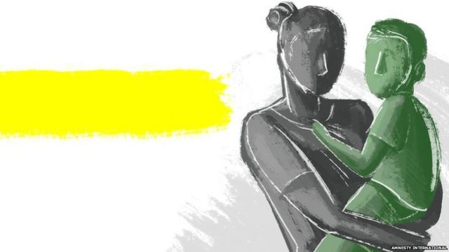 41 Sri Lankan women, together with some small children are detained from 8 months to 18 months in Exit18 Deportation Centre (Tarheel) in Riyadh, Saudi Arabia, according to Amnesty International.